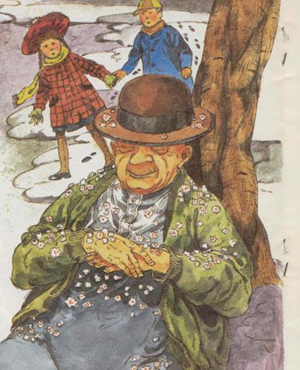 El gigante ego sta cuentos infantiles cuentos para for El jardin del gigante