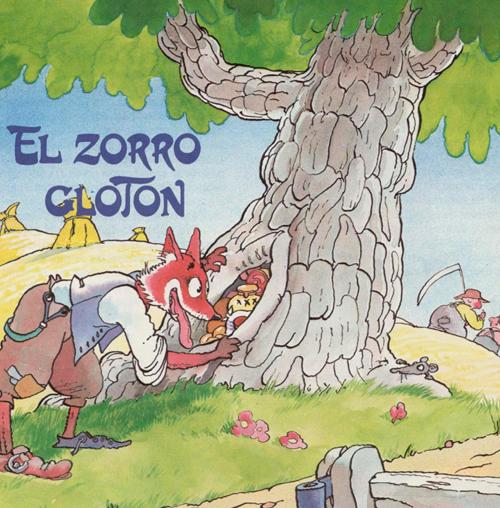 El zorro glotón