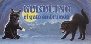 Gabolino el gato embrujado