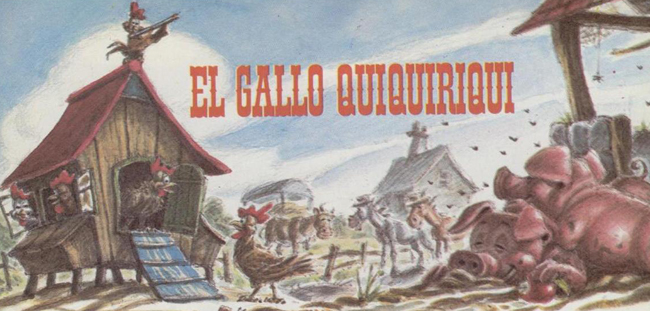 Image result for el gallo quiquiriqui