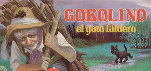 Gobolino, el gato faldero