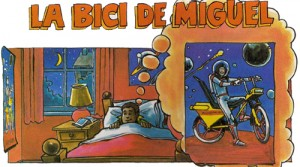 La bici de Miguel