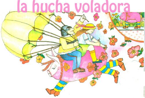 Nuestros m gicos cuentos for Cama voladora