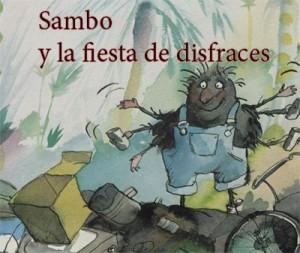 Sambo y la fiesta de disfraces