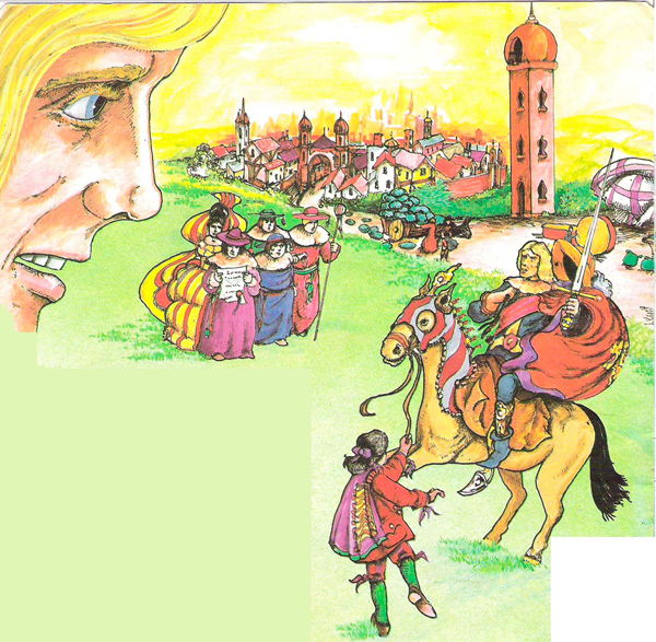 Los viajes de Gulliver 2