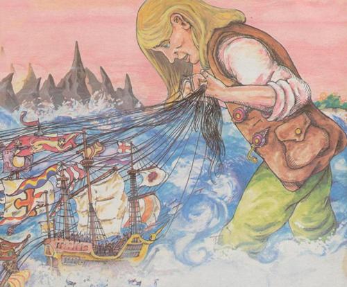 Los Viajes de Gulliver 6