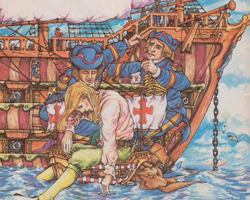 Los viajes de Gulliver 7