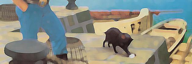 Gabolino, el gato aventurero