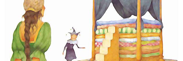 La princesa y el frigol