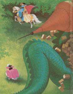 Gobolino y el Dragón