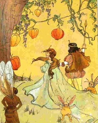El baile con las hadas