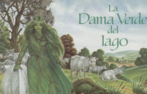 la-dama-verde-del-lago