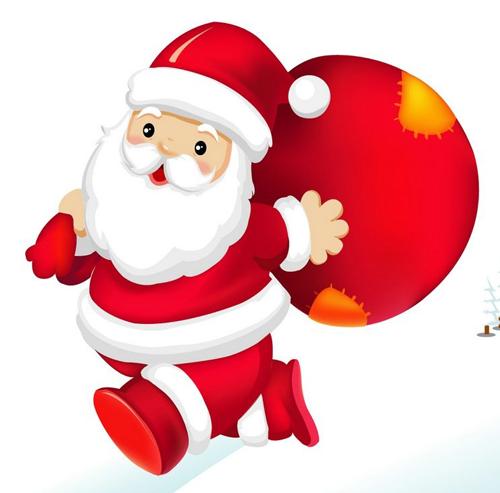 La Navidad De Papa Noel Cuentos Infantiles - Imagenes-infantiles-de-navidad
