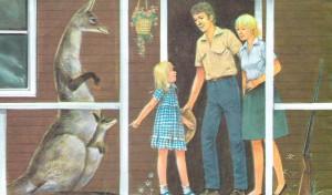 Lily y el canguro