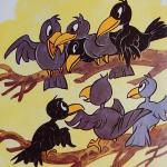 Los siete cuervos