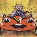 Piluca y el Kart Mágico