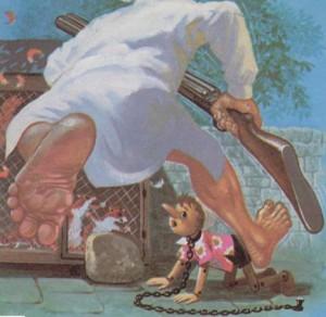 Pinocho la gran busqueda