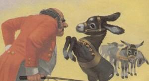 Pinocho en el País de los Juegos