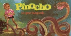 Pinocho la busqueda