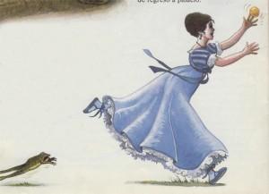La rana encantada